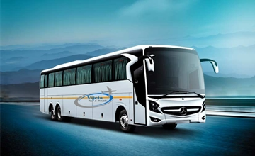 AC Bus Booking in Allahabad