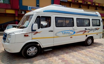 Tempo Booking in Allahabad
