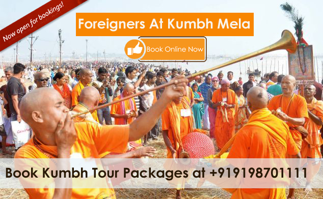 how to book kumbh mela 2019  hotel tent car ticket